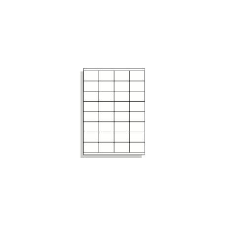Samolepící etikety A4 52,5x35 mm