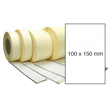 Etiketa bez potisku 100 x 150 mm