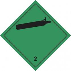 Nehořlavý nejedovatý plyn č. 2.2