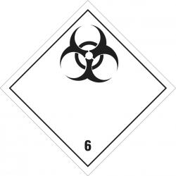 Infekční látka (biologické riziko) č. 6.2