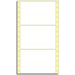 Tabelační etikety 150 x 100 mm, 1 řada