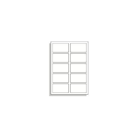Samolepící etikety A4 90x50 mm