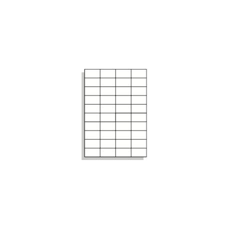 Samolepící etikety A4 52,5x29,7 mm
