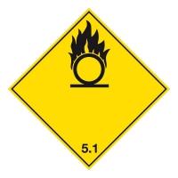 Látky podporující hoření č. 5.1